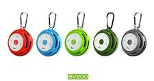 SEE ME HERE BV200 Portable SD MP3 GREAT BASS HANDFREE Outdoor Bluetooth Speakers