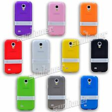 Silicone TPU Stand Gel Rubber Case Cover for Samsung Galaxy S4 mini,i9190, i9195