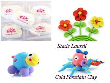 Polymer clay cold porcelain air dry clay craft & model 1pc 4 ounce larger size