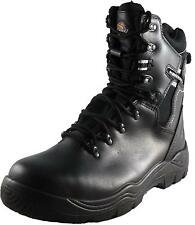 Dickies Quebec FD23375 Combat Tactical Zipped / Lined Steel Toe Work Safety Boot