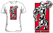 Scitec Nutrition T-Shirt Red Box - White