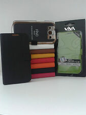 Stylish Viva PU Leather Book Case with Stand fits Samsung Galaxy S3 i9300