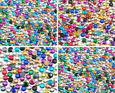 Selections of Ramdom Mix of Hot Fix Metal Studs