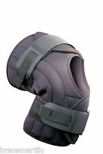 Premium Wrap Around Knee Stabilizer Brace with Patella Support Adjustable - KB2