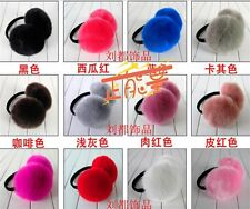 Hot Womens Faux Fur Winter Ear Warmer Earmuffs warmers Ear Muffs Earlap Headband