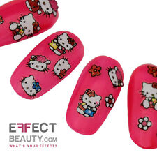 3D Hello Kitty Nail Art Glitter Stickers - Pack of 9 £1.99 - Party Bag Ideas!