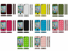 Full Body Decal Vinyl Holograph Skin Sticker Kit for iPhone 5 5s Colour Choice