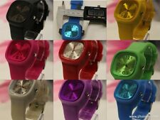 Cheap Cool Silicone Jelly / Rubber Band Watch for Men or Woman