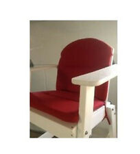 Lifeguard Chair Seat and Back Cushion Set
