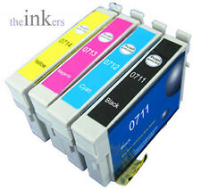 COMPATIBLE PRINTER INK CARTRIDGES REPLACE EPSON T1811 T1812 T1813 T1814 - T1816