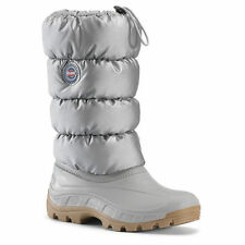 OLANG MINA ARGENTO LADIES SNOW WINTER BOOTS PREMIUM QUALITY SILVER GREY