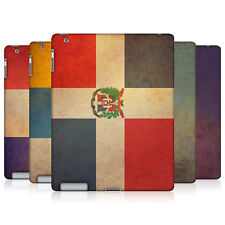 HEAD CASE VINTAGE FLAGS SET 3 CASE FOR APPLE iPAD 3 iPAD WITH RETINA DISPLAY
