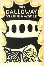 New Mrs Dalloway Virginia Woolf Poster