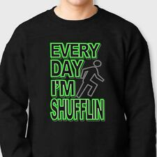 Everyday Im Shufflin Party concert T-shirt LMFAO rock Hit Crew Neck Sweatshirt