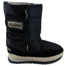 Women Shearling Snow Quilted Thermal Warm Winter Boot Moon Jogger Rain Boots