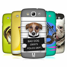 HEAD CASE DESIGNS FUNNY ANIMALS CASE COVER FOR SAMSUNG GALAXY S3 III I9300