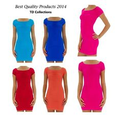 ladies sexy party Short Sleeve Wave cocktail evening dress club wear mini dress