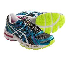 Asics Womens Gel Kayano 19 Running Shoes 6-11 B Standard Medium width NEW