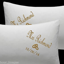 Custom Personalised Pillow Cases Ideal For Adults & Children For Any Occasion
