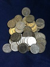 Six Pence Lucky Coin 1947 - 67 sixpence Coins Unique Birthday Present FREE P & P