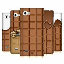 HEAD CASE DESIGNS CHOCOLATY CASE COVER FOR LG OPTIMUS 4X HD P880