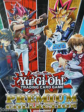Yu-gi-oh 2012 Premium Collection Tin Cards PRC1 Mint New Take Your Pick