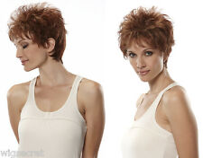 Short Jon Renau Straight Blonde Brunette Red Grey Wigs