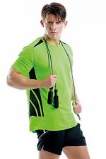 Mens Kustom Kit Gamegear Cooltex Training Sports Gym Fitness T-Shirt Top KK930