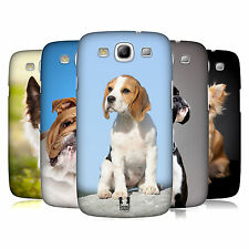 HEAD CASE DESIGNS DOG BREEDS CASE COVER FOR SAMSUNG GALAXY S3 III I9300