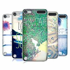 HEAD CASE DESIGNS POSITIVE VIBES CASE COVER FOR APPLE iPOD TOUCH 5G 5TH GEN