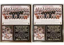 1980 Miracle On Ice USA Olympic Hockey Do You Believe In Miracles Photo Plaque
