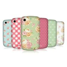 HEAD CASE DESIGNS FRENCH COUNTRY PATTERNS CASE FOR BLACKBERRY CURVE 8520 9300 3G