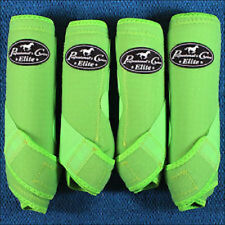 Professionals Choice Elite Ventech Horse 4 SMB Boots LIME All Sizes Tack