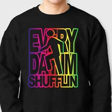Everyday Im Shufflin LMFAO concert Rock T-shirt Party Band Crew Neck Sweatshirt