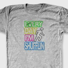 Everyday Im Shufflin Rock Party Band T-shirt Concert Tour LMFAO Tee Shirt