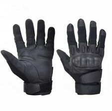 2014 Men's Full finger Military Tactical Airsoft Hunting Cycling Game Gloves