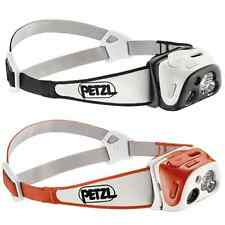 Petzl Tikka RXP Headtorch with Rechargeable Battery Climb Bike Hike