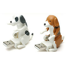 Funny Cute USB Humping Dog Pet Toy Party Bag Novelty Gift Christmas Stocking