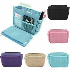 Women Mini Travel Storage Bag Organizer Case For Phone Card Cosmetic Accessories