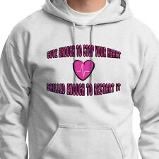 RN NURSE Heart Scrubs Funny Unisex T-shirt Sexy Medical Love Hoodie Sweatshirt