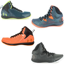 MICRO Under Armour Jet 2 G Torch 2 Ua Baketball Shoes New Many Sizes Sneaker