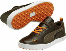 Puma Monolite Golf Shoes 2014 Mens Chesnut Brown 187132-03 New