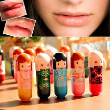1pc Lovely Pure Natural Women Baby Lip Balm Lipstick Moisturizer 6 Flavors