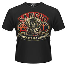 Sons Of Anarchy 'Samcro Reaper' T-Shirt - NEW & OFFICIAL!