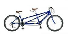 "Viking Regency Tandem Bike Bicycle 26"" Wheels 24 Speed Alloy Frame Unisex Blue"