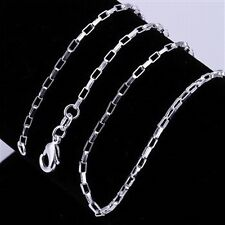 Wholesale One PCS 2MM Sterling Silver Gezai Snake Chains&Necklace For Gift