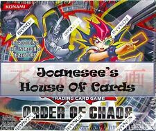 Yu-gi-oh Order Of Chaos Commons ORCS Take Your Pick New