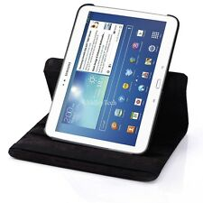 360 Rotating Case Cover For Samsung Galaxy Tab 3 10.1 inch Tablet GT-P5200 P5210