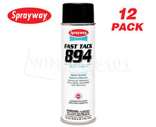 Sprayway Fast Tack 894 Water Based Multi Purp Adhesive Remover Tint 18 oz SW894