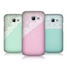 HEAD CASE DESIGNS LACES & PEARLS 1 CASE FOR SAMSUNG GALAXY STAR PRO S7260 S7262
